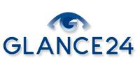 Glance24 logo